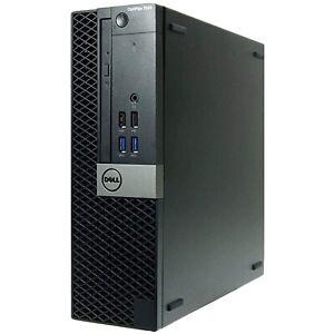 Dell Optiplex 5070 SFF, 9th gen i7 9700k, 8gb DDR4, 256gb NVME
