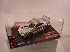 "NINCO 50282 MERCEDES-BENZ CLK F1 ""SAFETY CAR"" 1/32 SLOT CAR"