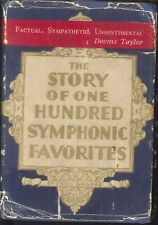 Story Of 100 Symphonic Favorites Pocket Book 1940 Grabbe Recommended Recordings
