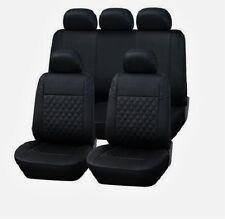 Kunstleder - Leder  - Schonbezüge - Autositzbezüge Karo   Audi A4 B6/B7