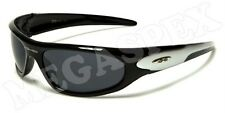 X Loop XL12 Wrap Sports Sunglasses New Golf  Tennis Cycling Shatterproof Lenses