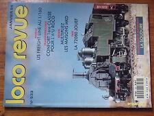 $$v Loco-Revue N°533 freight line  72080 Jouef  A9u VSE Roco  soudure  60 SNCB