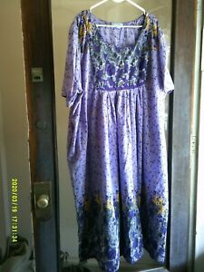 Only Necessities Ladies Floral Nightgown