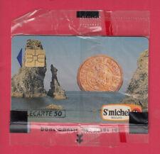 E92 Télécarte privée BISCUIT SAINT MICHEL NSB
