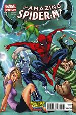 AMAZING SPIDER-MAN #1.1 (2014 SERIES) MIDTOWN J SCOTT CAMPBELL CONNECTING COVER