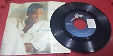 Carl Anderson ~ Can't Stop this Feeling A Woman in Love ~ Epic ~  ~ 45RPM Record