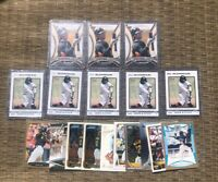 Andrew Mccutchen Rookie Card Lot Of 18 Pittsburgh Pirates San Francisco Giants