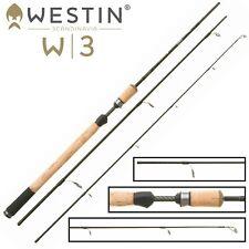 Westin W3 Spin MH 270cm 10-40g - Spinnrute, Raubfischrute für Hecht und Zander