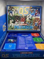 Vintage A Question Of Sport Premier Board Game Complete 1992 Free P&p Fun Game