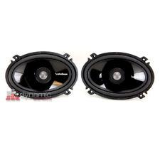 "Rockford Fosgate Power T1462 4"" x 6"" Power Series 2-way Coaxial Speakers New"