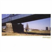 Monopot - Something Is Like Nothing Was - Monopot CD WEVG The Fast Free Shipping