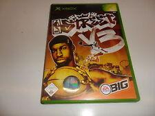 Xbox NBA street v3
