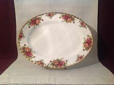 Old Country Roses Serving Platter, Bone China by Royal Albert