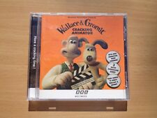 WALLACE AND GROMIT CRACKING ANIMATOR - PC CD ROM GAME