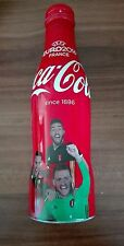 Coca Cola Aluflasche - Euro 2016 France for Belgien 2/4 - Alu Flasche Bottle