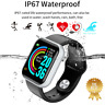 Smart Watch Sport Activity Tracker Pedometer Step Counter Calorie Fit Bit Style@