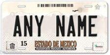 State Of Estado De Mexico Any Name Retro Look Novelty Auto Car License Plate C01