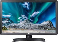 """LG MONITOR TV 28"""" 28TL510VPZ LED TELEVISORE HD READY WXGA DVB-T2 USB PS4 PC HDMI"""