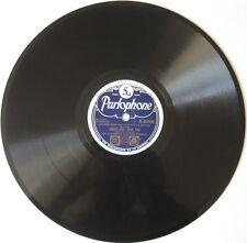 Red Nichols: Sweet Sue / Clarinet Marmalade 78 RPM Parlophone #R2598