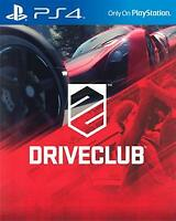Drive Club for PlayStation 4 Racing / Driving Simulation DRIVECLUB PS4
