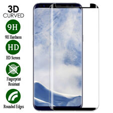 Full Cover Tempered Glass Screen Protector For Samsung Note 8 Note 9 S8 S9 Plus