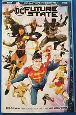 DC NATION PRESENTS FUTURE STATE NM BATMAN SUPERMAN DC COMICS