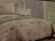 Paris Theme - Purple, Pink, Gray - 4 Piece - Deluxe Comforter Set - Full/Queen