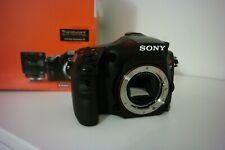 Sony SLT A77VQ 24.3Mp. Noir + Kit ZEISS Vario-Sonnar 16-80mm.