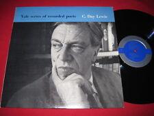 NM RARE LP - C. DAY LEWIS  BRITISH POET LAUREATE - YALE SERIES OF RECORDED POETS