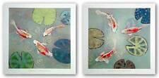 AQUATIC ART PRINT Floating Motion Set Aleah Koury
