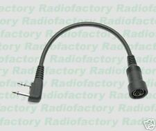 MINI DIN plug 44-SL Series  for ICOM 2pin ( L type )