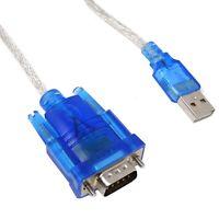 Cavo adattatore seriale USB-A maschio a RS232 9 PIN maschio per PDA scanner...