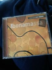 JOE BONAMASSA COLOUR AND SHAPE CD GREGG ALLMAN IF HEARTACHES WERE NICKELS PROMO