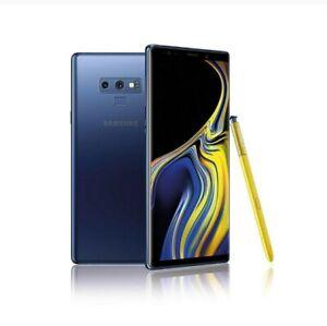 Samsung Galaxy Note9 SM-N960 - 512GB - Blue (Unlocked) (Dual SIM)