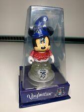 Disney Vinylmation Light Up Mickey Mouse 25th Anniversay Disneyland Paris BOXED