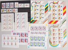 RUSSIA 1991-92 OLYMPICS XF Cpl. MNH** Sets + Sheets Collection, Sport Stamps
