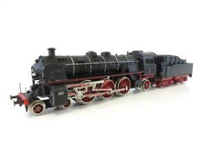 (JKF016) Trix Express 2407 H0 DC Dampflok BR 18 601 der DB, Metall OVP