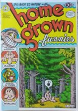 HOME GROWN FUNNIES NN 1ST PRINT VF/NM 9.0 KITCHEN SINK 1971