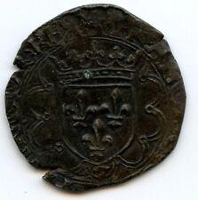 François Ier (1515-1547) Douzain à la croisette Aix-en-Provence Dy. 927