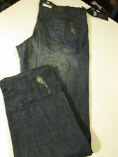 42 X 34 ROCK & REPUBLIC LIMITED EDITION SLIM STRAIGHT COLBURG JEANS NWT