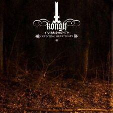 Kongh - Counting Heartbeats ++ CLEAR 2-LP ++ NEU !!