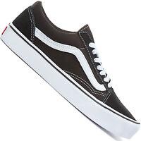 Vans Old Skool Lite Zapatillas de Hombre Deportivas Abotinadas Skate-Sneaker