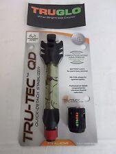 """Truglo Tru-Tec DQ Quick Detach 7.8"""" Stabilizer Realtree APG Camo 4.8oz"""