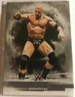 WWE Triple H #37 2017 Topps Undisputed Silver Parallel Card SN 36 of 50
