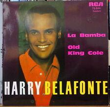 "HARRY BELAFONTE LA BAMBA 45t 7"" FRENCH SP"