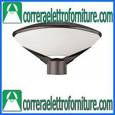 Lampione design illuminazione giardino esterno TEO antracite MARECO 1016101S