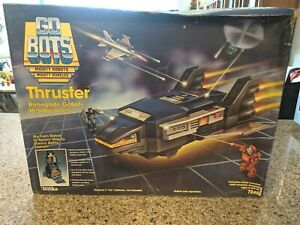 Vintage Tonka Go Bots Thruster in Original Box Good Condition!!!