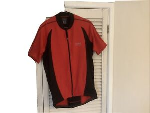 gore cycling jersey