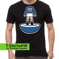 Subbuteo T-Shirt HW Maglia Cotone Sampdoria Vintage