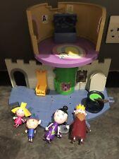 Ben And Holly Kingdom Conjunto de Juego Y Figuras's Little Cardo Castle